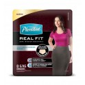 Ropa Interior Plenitud Active FIT Mujer x 8