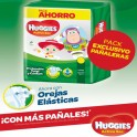NUEVOS Huggies Active Sec Big Pack