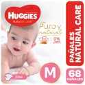 NUEVOS Huggies Natural Care ELLAS